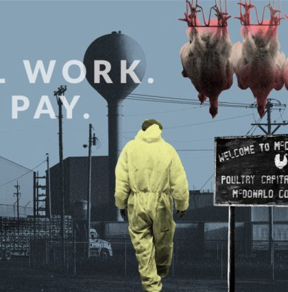 All Work. No Pay.