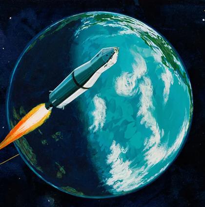 "50th Anniversary: ""Apollo 11: America's Journey To The Moon"""