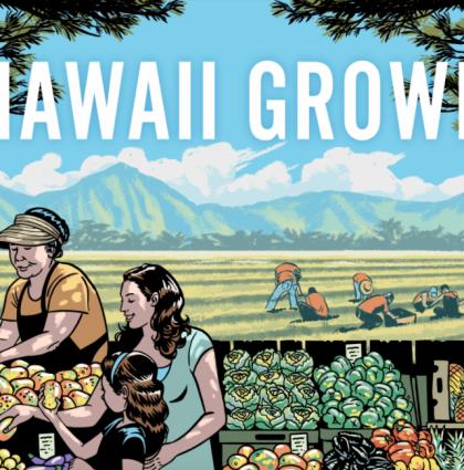 Hawaii Grown