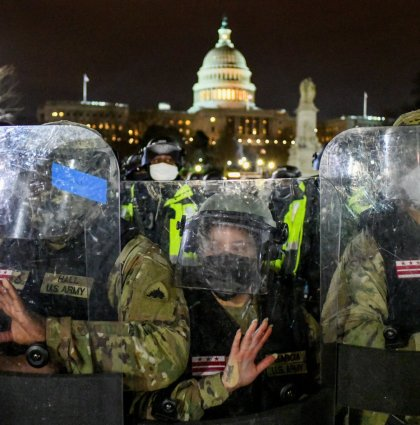 The Siege on the U.S. Capitol